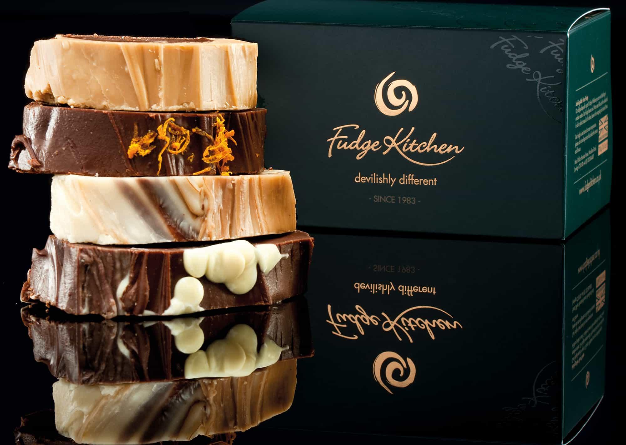 Fudge Kitchen Case Study Packaging Efficiency